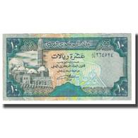 Billet, Yemen Arab Republic, 10 Rials, KM:23a, SUP - Yemen