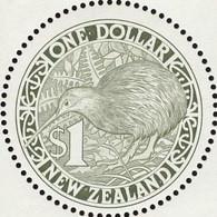 NOUVELLE ZELANDE - Kiwi Brun (Apteryx Australis) - Kiwi