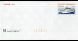 TAAF - Champlain - 2020 - Postal Stationery