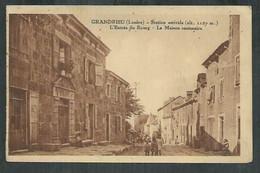 Lozère.Grandrieu - Gandrieux Saint Amans