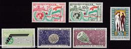 NE-53 – NIGER – AIRMAIL – 1963-64 – MNH ISSUES – MI # 44→60 MNH 13 € - Niger (1960-...)