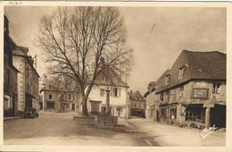 19 - MEYMAC - Place De La Fontaine (impeccable) - Otros Municipios
