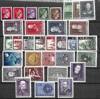 Autriche Belle Collection Bonnes Valeurs Neufs ** MNH 1945/1955. TB. A Saisir! - 1945-60 Unused Stamps