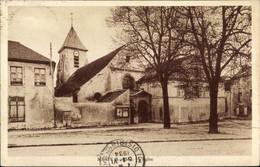 CPA Messy Seine Et Marne, Eglise - Altri Comuni