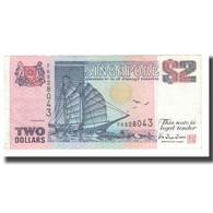 Billet, Singapour, 2 Dollars, KM:28, TTB - Singapore