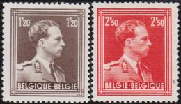 Belgie   .   OBP  .    845/846       .   **    .   Postfris     .  /  .   Neuf  SANS Charnière - Unused Stamps