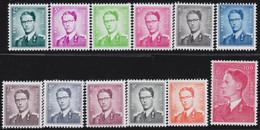 Belgie   .   OBP  .   1066/1075    .   **    .   Postfris     .  /  .   Neuf  SANS Charnière - Unused Stamps