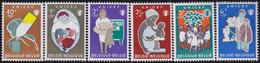 Belgie   .   OBP  .   1153/1158        .   **  .   Postfris  .  /  .   Neuf  SANS Charnière - Unused Stamps