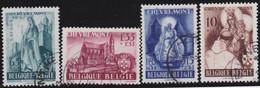 Belgie   .   OBP  .    777/780    .   O     .   Gebruikt   .  /  .   Oblitéré - Used Stamps