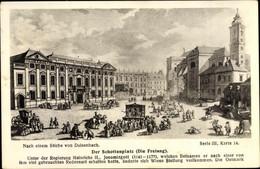 CPA Wien I Innere Stadt, Schottenplatz - Other