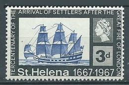 Sainte-Hélène YT N°184 Arrivée Des émigrants De Londres Neuf ** - St. Helena