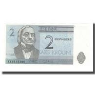 Billet, Estonia, 2 Krooni, 1992, KM:70a, SPL - Estonia