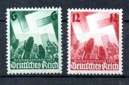 R2-22 Allemagne N° 580 à 581 ** . A Saisir !!! - Nuevos