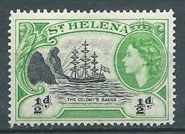 Sainte-Hélène YT N°122 Reine Elizabeth II Neuf ** - St. Helena
