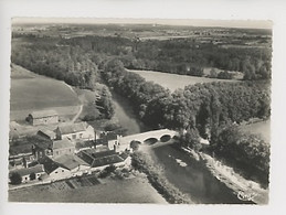 Dissay (Vienne) Vue Aérienne, Vallée Du Clain Et Usine Guérin & Co (cp N°23/102 Combier) - Otros Municipios