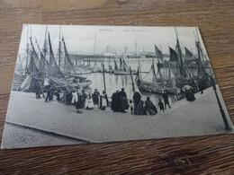 Ostende Quai Des Pêcheurs - Oostende
