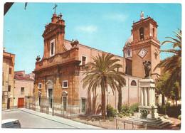 A5642 Alcamo (Trapani) - Il Duomo Cattedrale / Viaggiata 1968 - Autres Villes