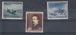 Rumänien Michel Cat.No. Mnh/**  1655/1657 - Unused Stamps