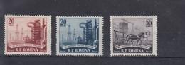Rumänien Michel Cat.No. Mnh/**  1671/1673 - Unused Stamps