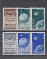 Rumänien Michel Cat.No. Mnh/**  1677/1680 - Unused Stamps