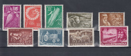 Rumänien Michel Cat.No. Mnh/**  1771/1779 - Unused Stamps