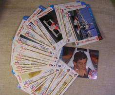 SPECIAL CARDS COLLEZIONE F1 '95 EDIZIONI PMC - Automobilismo - F1