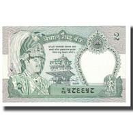 Billet, Népal, 2 Rupees, KM:29a, SUP - Nepal