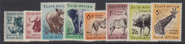 South Africa, Scott 221-228 (SG 170-177), MNH - Unused Stamps