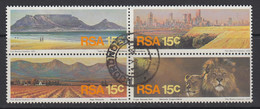 South Africa, Scott 454a, Used - Unused Stamps