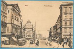 WIEN - Prater-Strasse - Gelauft 1910 - Vienna Center