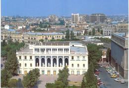 Asie - Azerbaidjan - Bakou - Baku Nizami Museum Of Literature - Azerbaïjan