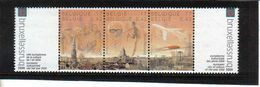 2882/84 BRUSSEL STROOK  POSTFRIS** 2000 - Unused Stamps