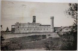 CASTELNUOVO BERARDENGA - SIENA - ABBADIA A MONASTERO - CASTELLO DI BADIA BERARDENGA - 1929 - Siena