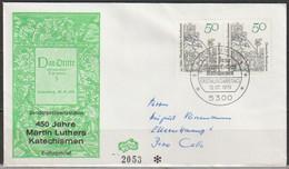 BRD FDC 1979 Nr.1016 Paar 450 Jahre Katechismus Von Martin Luther ( D 4480 )  Günstige Versandkosten - FDC: Brieven