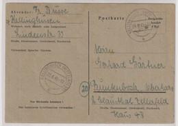 Behelfs-/Aufbrauchs-Not-GA,  P739I, Kellinghusen/Mittelholst. 23.8.45 - Zone Anglo-Américaine