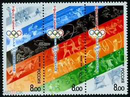 RUSSIE/RUSSIA/RUSSLAND/ROSJA 2008 MI.1458-60** ,ZAG.1226-28,YVERT. - Unused Stamps