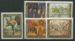 Irak 1983 Gemälde 1205/9 Postfrisch (G1777) - Irak