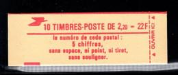 France Carnet 2319 C2 Liberté De Delacroix Fermé - Definitives