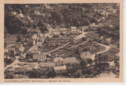 CPA Plancher-les-Mines - Quartier Des Roches - Other Municipalities