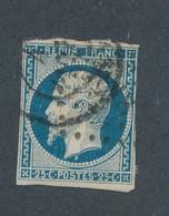 FRANCE - N°10 OBLITERE AVEC CAD - COTE : 45€ - 1852 - 1852 Luis-Napoléon