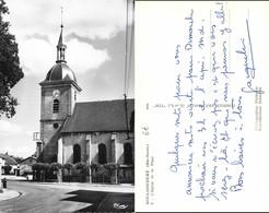 [504038]B/TB//-France  - (52) Haute Marne, Doulaincourt, L'Eglise Et La Place, Architectures, Eglises Et Cathédrale - Doulaincourt