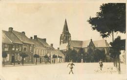 MOORSLEDE BELGIQUE CARTE PHOTO 1916 - War 1914-18