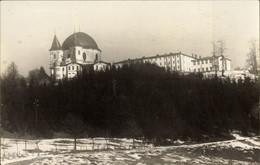 Photo CPA Bystřice Pod Hostýnem Bistritz Am Hostein Reg. Zlin, Wallfahrtsberg, Hostýn - Tschechische Republik