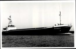 Photo CPA Tanker Hansa Auf See - Zonder Classificatie