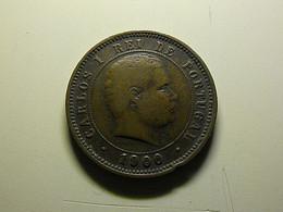 Portugal 5 Reis 1900 - Portugal