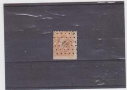 Belgie Nr 33 Puntstempel 46 Boom - 1869-1883 Leopold II