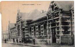 Haine-Saint-Pierre - La Gare - La Louvière