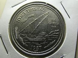 Portugal 100 Escudos 1987 Nuno Tristão - Portugal