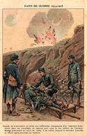 Faits De Guerre 1914-1915. Mission Accomplie. Dessin De Job - Guerre 1914-18