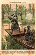 Faits De Guerre 1914-1915. Héroïsme De Deux Soldats. Dessin De Job - Guerre 1914-18